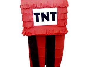 Piñata TNT Minecraft
