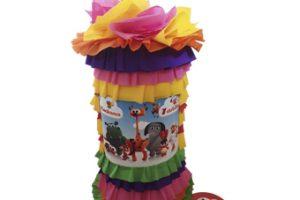 Piñata niña Baby tv