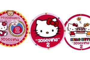 Stickers de 9 cm Hello Kitty